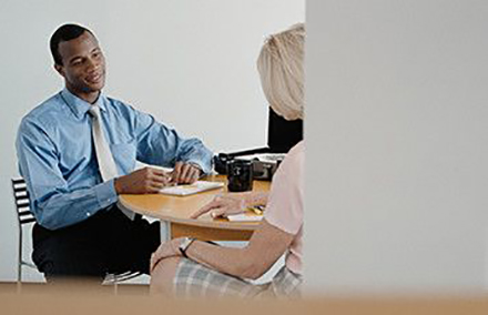 Asking the right questions at your job interview | Michael Page