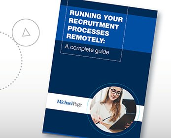 Free guide: Running your recruitment process remotely