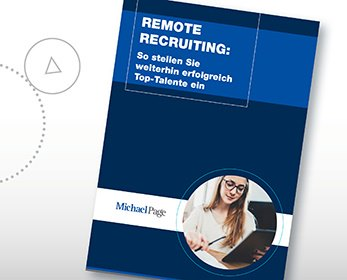 Kostenloses E-Book: Remote Recruiting