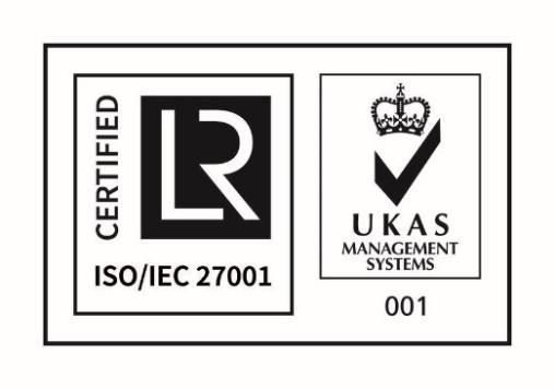 Iso-27001 logo
